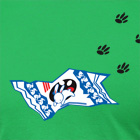 White Rabbit Candy Shirt in Green